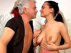 Youthfull Doll Gets Fucked By Step Dad