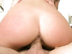 Red-haired Amarna Miller And Tony Are So Fucking Horny In This Gal-on-dame Activity
