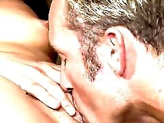 Sexy Blonde Gets Her Muff Sucked By Her Beau And Afterwards Banged By His Hefty Dick