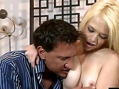 Exotic Dude Attacks Tiffany With His Prick And Bangs Her Hard And Deep