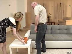 Daddy4k. Excellent Old And Youthful Practice Makes Accomplices