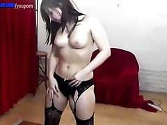 Dance And Hand Jobs By Raw Gash Teenager