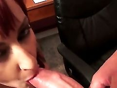 Look At Dazzling Wild Honey Phoenix Askani Sucking Trunk In Xxx Point Of View