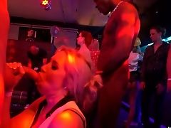 Lots Of Sinful Supersluts Expose Big Butts And Gorgeous Baps While Fucking In Club
