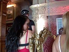 Visually Stunning Ffm Threeway With Angel Cassidy And Carmella Bing