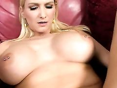 Blonde Hoochie Blake Rose With Jummy Sub And Clean-shaved Twat Gets The Pleasure From Fucking With Hot Dude Like Never Before