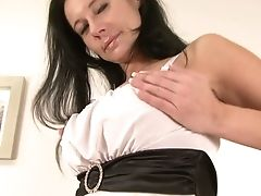 Kinky Dark Haired Enza Is Having Crazy Intercourse With Her Fresh Hot Blooded Bf