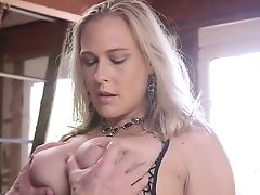 Big Bottomed Blonde Cougar Is Aggressively Analfucked By Sexually Aroused John Strong