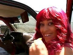 Extra Massive Butts At The Car Wash By Two Horny Ladies Cherokee And Pinky