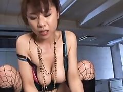 Quickie Fucking On The Office Table With A Pervy Japanese Coworker