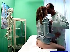 Fakehospital Doc Creampies Sexy Cock-squeezing Cooch