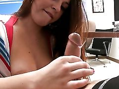 Sandy-haired Talia Palmer Loses Manage In Sexual Madness