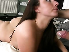 Tattooed Paige Turnah With Massive Jugs And Trimmed Pubic Hair Shows Her Cock Blowing Talents In Deep Throat Activity With Horny Dude