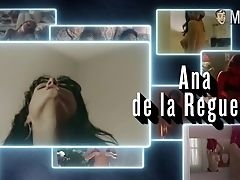 Lots Of Explicit Nude Bod Flashing By Charming Ana De La Reguera
