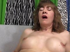 Sex Machine Rails Matures Dark Haired Honey Morgan