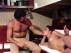 Italian Retro Pornography With Celebrities