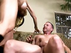 Blonde Desiree Dalton Knows No Thresholds When It Comes To Taking Cum Shot On Her Face