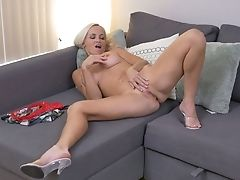 Dani Dare Is A Lovely Nymphomaniac Who Seeks For A Chance To Masturbate