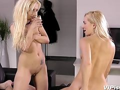 Girl-on-girl Movie With Piss Drinking Cocksluts Puppy And Jessyca. Hd