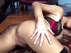 Jemma Perry Is A Sexy Bodied Dark-haired In Tempting Underwear