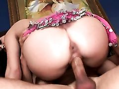 Kandi Milan Sates Her Sexual Needs With Guys Love Stick In Her Mouth