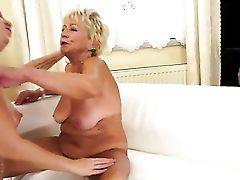 Blonde Chanel Screams In Girl/girl Sexual Rapture With Malya  - The Best Movie Pornalized.com
