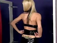 Big Boobed Blonde Haley Cummings Is Not A Good Female