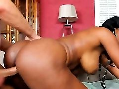 Nyomi Banxxx Amazing Sexy Black Beauty
