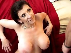 Big Tits Matures Luvs Junior Dick