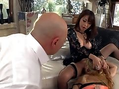 Marica Hase And Leyla Black Are Two Dirty Pornography Honies