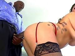 London Keyes Is A Brilliant Bodied Asian Porn Industry Star With Round